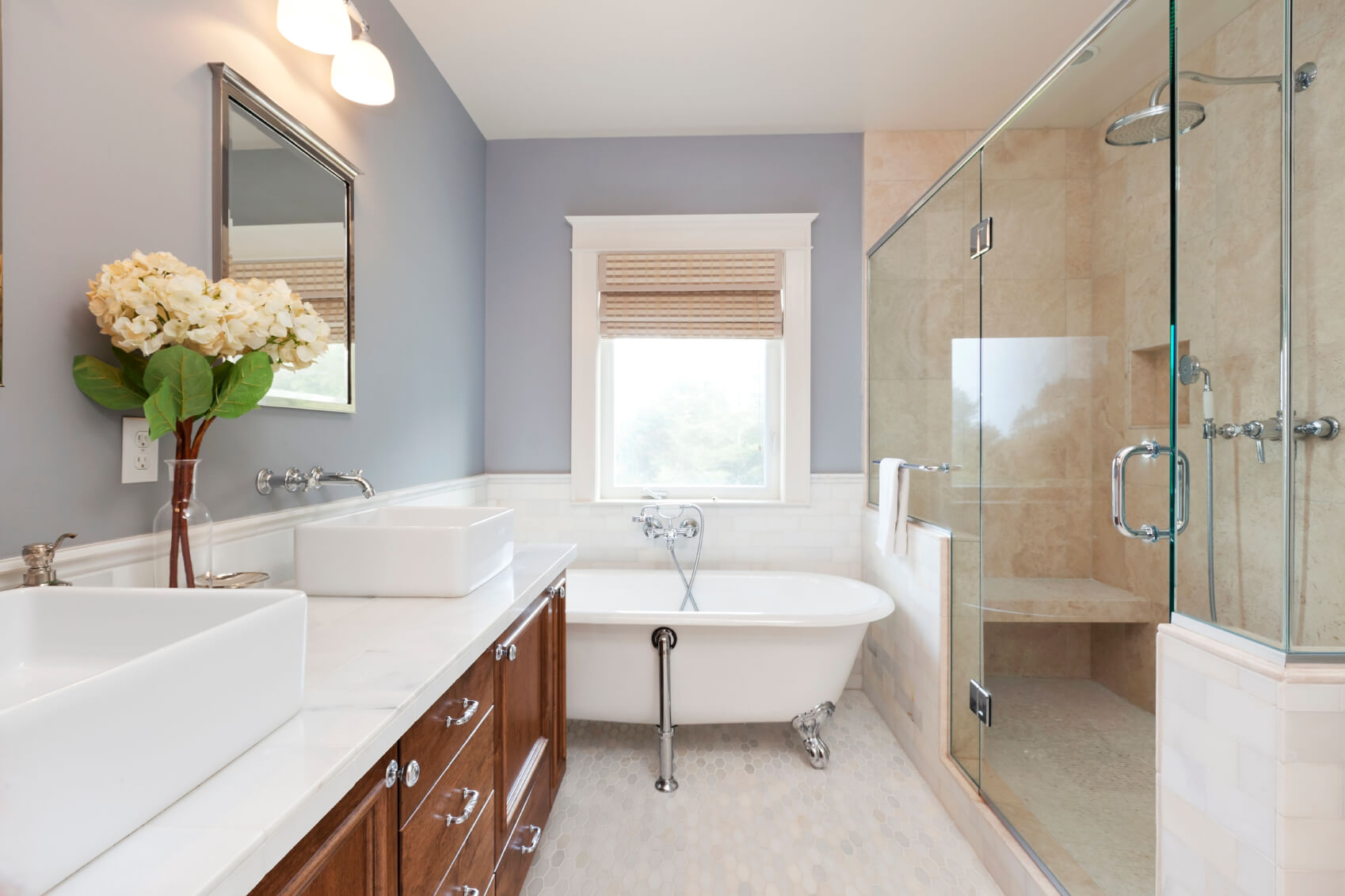 Adding Luxury To Your Bathroom Without Spending A Fortune Remodeling
